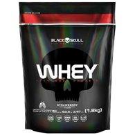 100% Whey Protein 1.8kg - Black Skull