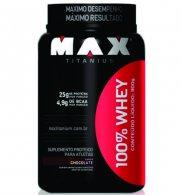 100% Whey Protein - Max Titanium