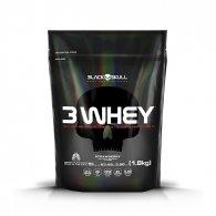 3 Whey Protein 1.8kg - Black Skull