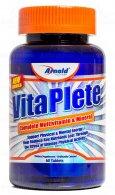VitaPlete (60 tab) - Arnold Nutrition