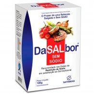DaSALbor (100g) Sal sem sódio - Power Suplementos