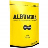 Albumina s/ sabor 500g - Naturovos