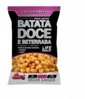 Snack Assado Batata Doce e Beterraba 60g - Supply Life