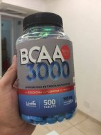 BCAA 3000 Lavitte 500 tabletes