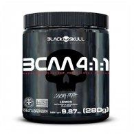 BCAA 4:1:1 Caveira Preta Series 280g - Black Skull