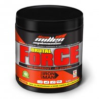Brutal Force 240 cápsulas - New Millen