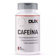 CAFEÍNA - POTE 90 Cáps Dux