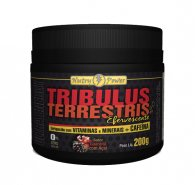 Tribulus Efervescente com Cafe�na (200g) - Nutry Power