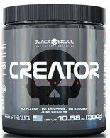 Creator Pure Creatina (300g) - Black Skull