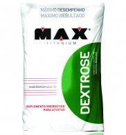 Dextrose Sem sabor (1kg) - Max titanium