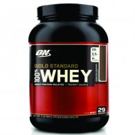 Whey Protein 100% Gold Standard (909g) - Optimum Nutrition