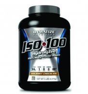 ISO 100% Hidrolyzed (2275g) - Dymatize