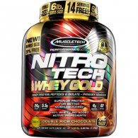 Nitro Tech Whey Gold 2.50kg (10% Free) - Muscletech