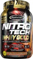 Nitro Tech Whey Gold 1.13kg (20% Free) - Muscletech