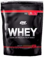 100% Whey Protein Refil 837g - Optimum Nutrition