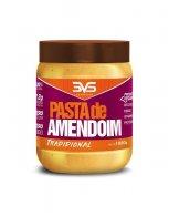 Pasta de Amendoim 1kg tradicional  - 3VS Nutrition