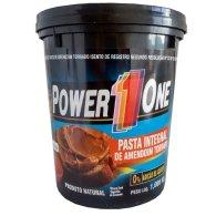 Pasta de Amendoim 1kg - Power One