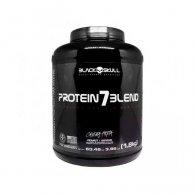 Protein 7 Blend Caveira Preta Series 1.8kg - Black Skull