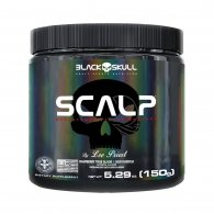 Scalp 150g - Black Skull