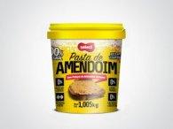 Pasta de Amendoim Granulada 1kg - Select