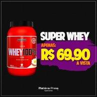 Super Whey 100% 900g - Integralmedica