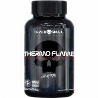 Thermo Flame Caveira Preta Series 60 tabletes - Black Skull