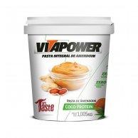 Pasta de Amendoim Vita Power 1kg Coco Protein