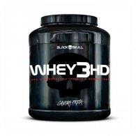 Whey 3HD Caveira Preta Series 1.8kg - Black Skull